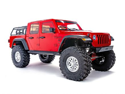 Axial SCX10 III Jeep JT Gladiator 4WD RTR Red 1/10 AXI03006T2